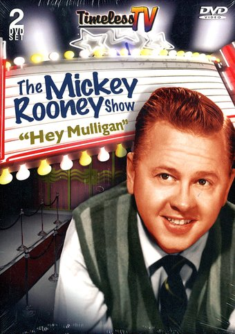 The Mickey Rooney Show - Hey Mulligan (2-DVD)