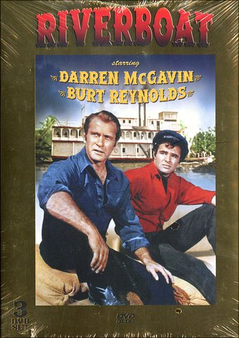 Riverboat - 15-Episode Collection (3-DVD)