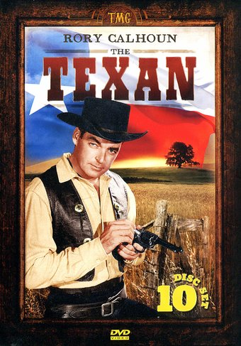 The Texan - 70-Episode Collection (10-DVD)