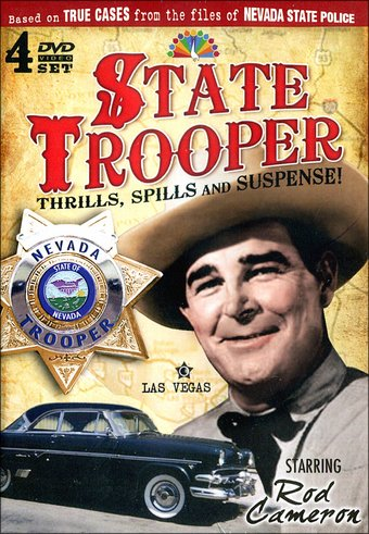 State Trooper - Complete 1st Season (4-DVD)