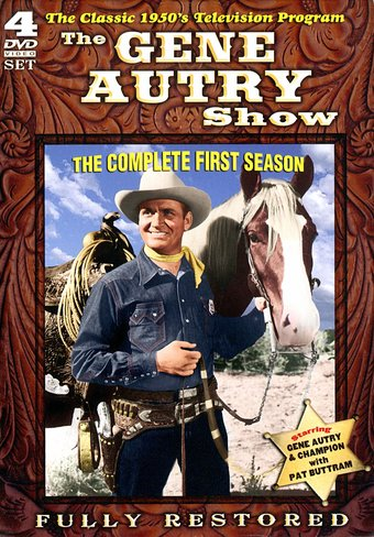 Gene Autry Show - Season 1 (4-DVD)