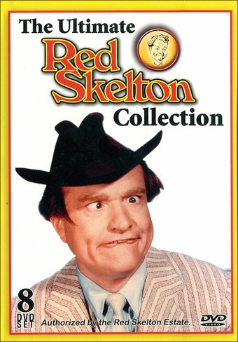 Ultimate Red Skelton Collection (8-DVD)