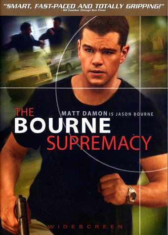 The Bourne Supremacy (Widescreen)