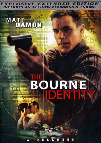 The Bourne Identity (The Explosive, Extended