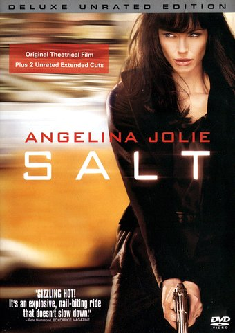Salt (Unrated, Deluxe Edition)