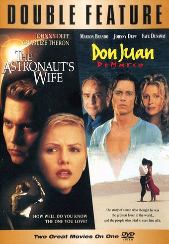 Johnny Depp Double Feature: The Astronaut's Wife