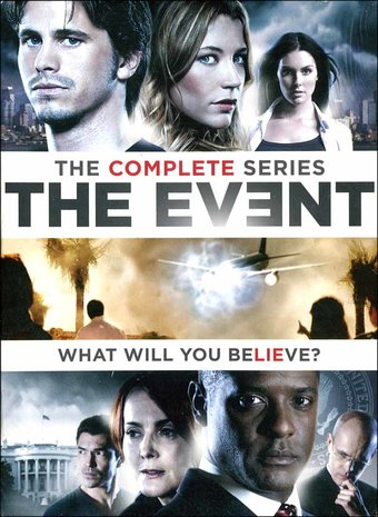 The Event - Complete Series (5-DVD)