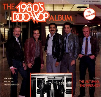 The 1980's Doo-Wop Album