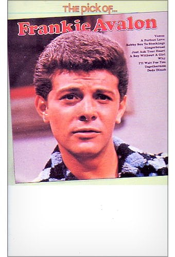 The Pick of Frankie Avalon