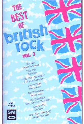 The Best of British Rock, Volume 2