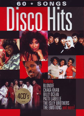 Disco Hits (4-CD)