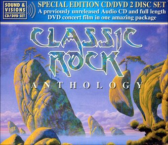 Classic Rock Anthology (CD/DVD)
