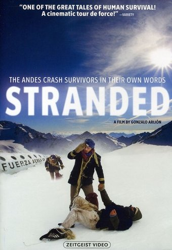 Stranded: The Andes Crash Survivors in Their Own