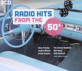 Radio Hits From The 50s (3-CD/Import)