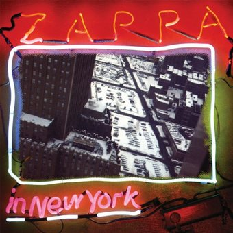 Zappa In New York (Live) (2-CD)