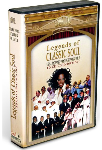 Legends of Classic Soul, Volume 1 (Collector's