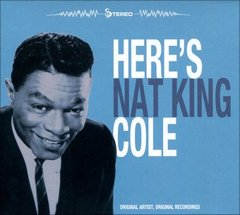 "Here's Nat ""King"" Cole"