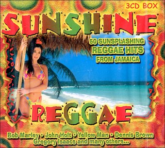 Sunshine Reggae (3-CD)