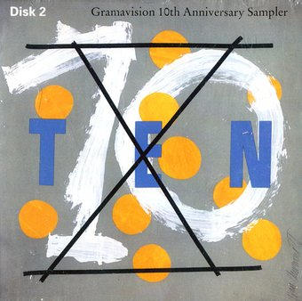 Gramavision 10th Anniversary Sampler (2-CD)