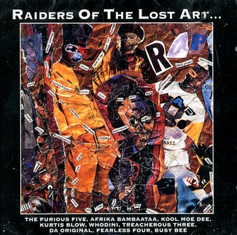 Raiders of the Lost Art...