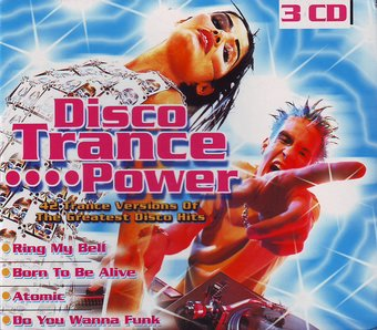 Disco Trance...Power (3-CD)