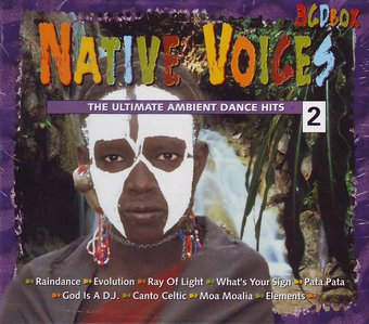 Native Voices - Ultimate Ambient Dance Hits 2