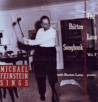 Sings the Burton Lane Songbook, Volume 1