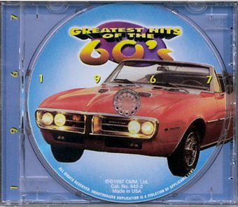 Greatest Hits Of The 60s 1967 Cd 1998 Cmm Oldies Com