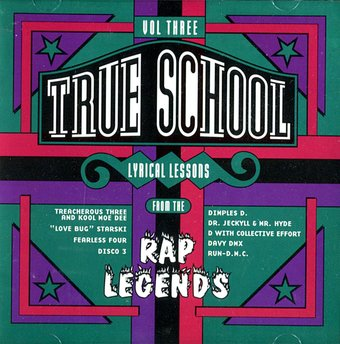 True School: Lyrical Lessons from the Rap