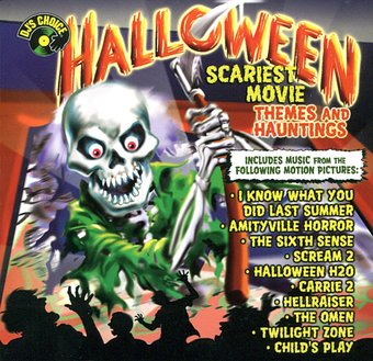 Halloween Scariest Movie Themes and Hauntings