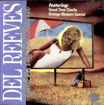 Del Reeves Girl On The Billboard Cd Creative Sounds
