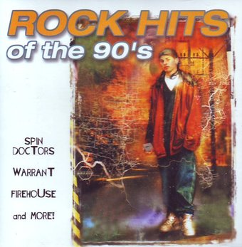 Rock Hits of The '90s