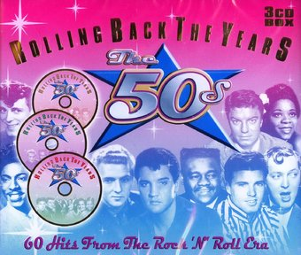 Rolling Back the Years: The 50s (3-CD)