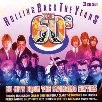 Rolling Back the Years: The 60s (3-CD)