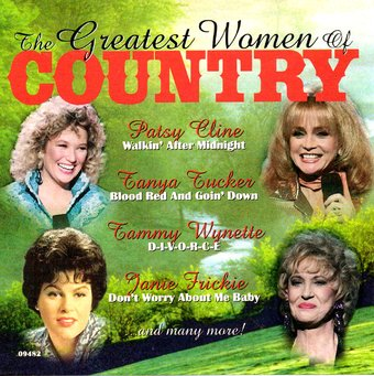 The Greatest Women of Country