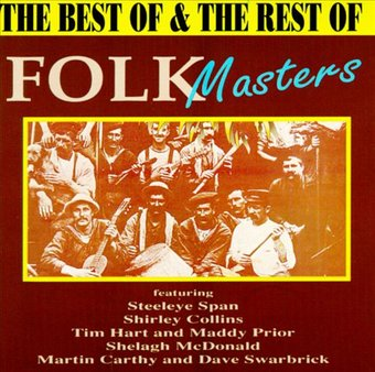 The Best of & the Rest of Folk Masters