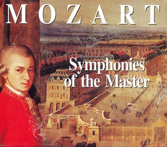 Symphonies of the Master (4-CD)