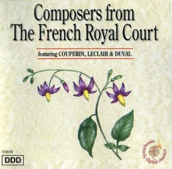 Composers from the French Royal Court