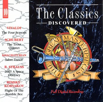 The Classics Discovered, Volume 10
