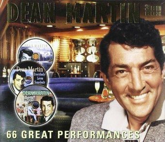66 Great Performances (3-CD)