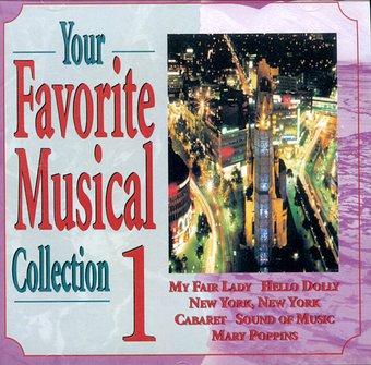 Your Favorite Musical Collection 1