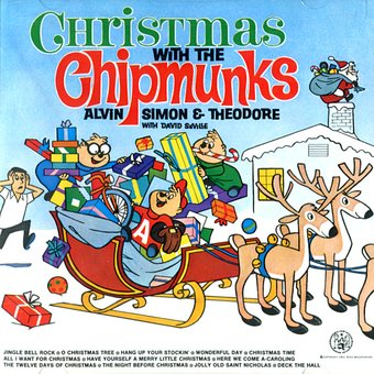 Christmas With The Chipmunks, Volume 2
