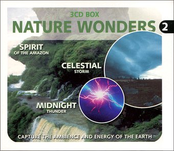 Nature Wonders 2 (3-CD)
