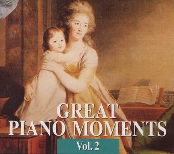 Great Piano Moments, Volume 2 (4-CD)