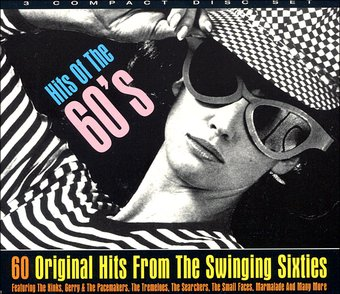 Hits Of The 60s (3-CD)