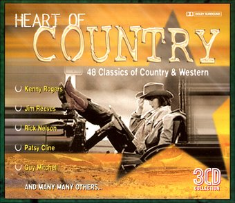 Heart Of Country: 48 Classics Of Country &