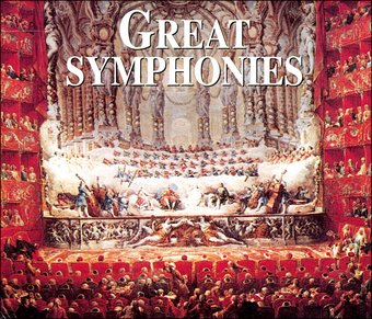 Great Symphonies (4-CD)