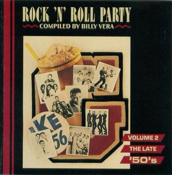 Rock n Roll Party Volume 2 - The Late '50's