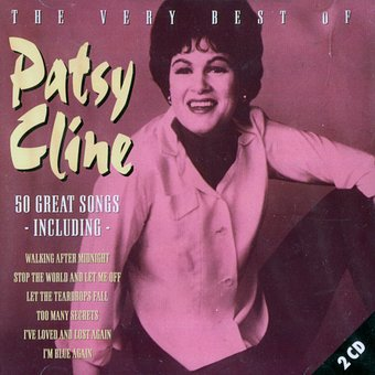 The Very Best of Patsy Cline: 50 Great Songs