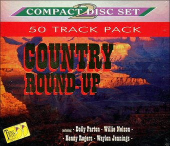 Country Round-Up (2-CD)